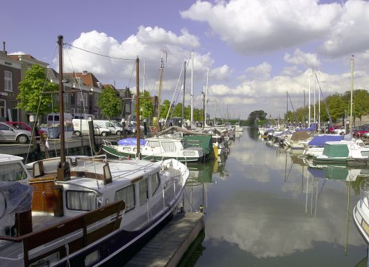 oud beyerland haven